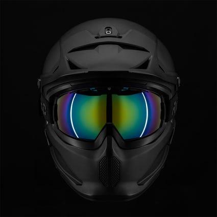 Berserker Goggle Lens - Gold Iridescent