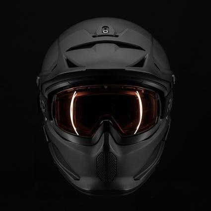 Berserker Goggle Lens - Orange Low Light