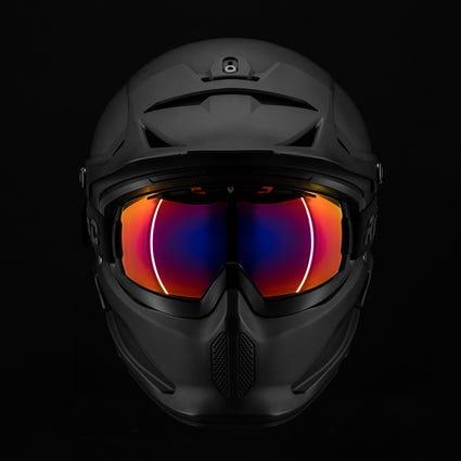 Berserker Goggle Lens - Red Iridescent