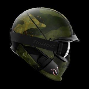 RG1-DX Spitfire Asian Fit