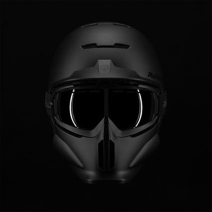 RG1-DX Magloc Goggle Lens - Blackout Iridescent