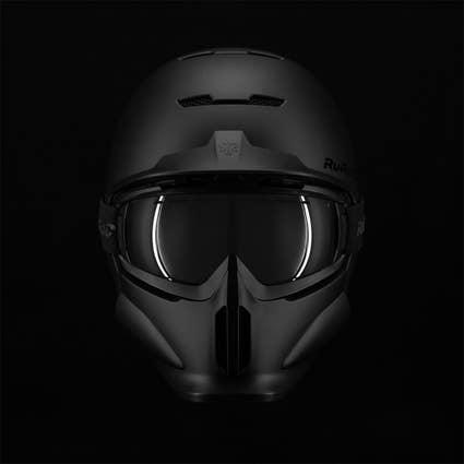 RG1-DX Magloc Goggle Lens - Blackout Polarized