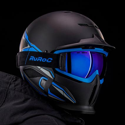 RG1-DX Helmet - Chaos Ice 19/20
