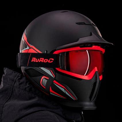 RG1-DX Helmet - Chaos Inferno 19/20