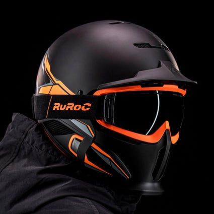 RG1-DX Helmet - Chaos Nova 19/20 Asian