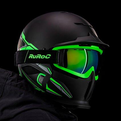 RG1-DX Helmet - Chaos Viper 19/20 Asian