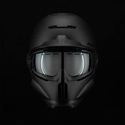 Ecrans de Masque RD1-DX Magloc - Chrome Irisé