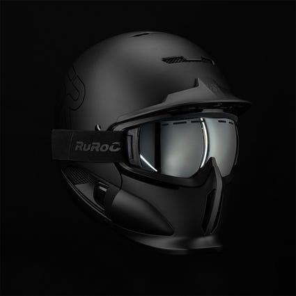 Chrome Magloc Goggles