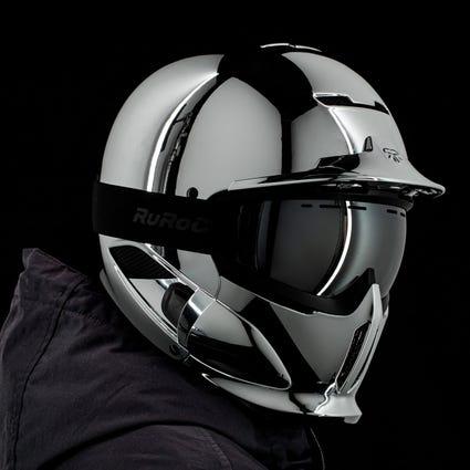 RG1-DX Helmet - Chrome 19/20