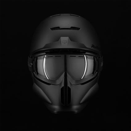 RG1-DX Magloc Goggle Lens - Clear