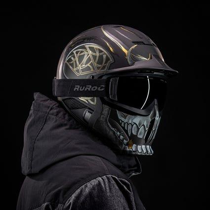 RG1-DX Snow-Sports Helmet - Loki
