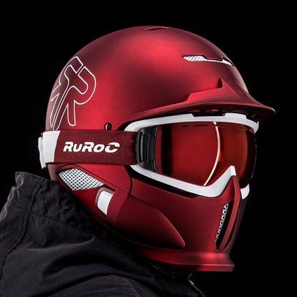 RG1-DX Helmet - Magma 19/20