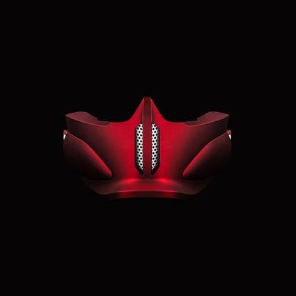 RG1-DX Magma Mask