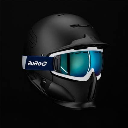 RG1-DX Magloc Goggles - Midnight