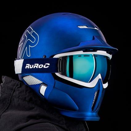 RG1-DX Helmet - Midnight 19/20