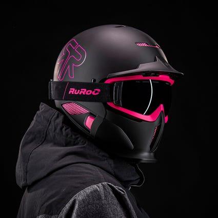 RG1-DX Helmet - Panther 19/20 Asian