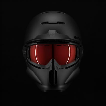 RG1-DX Magloc Goggle Lens - Red Polarized