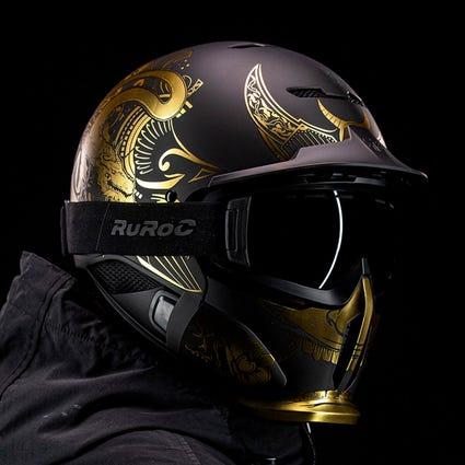 RG1-DX Snow-Sports Helmet - Ronin