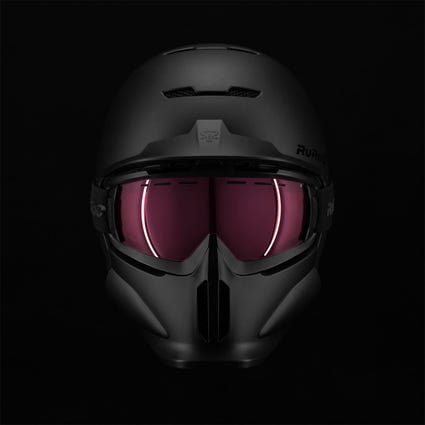 RG1-DX Magloc Goggle Lens - Rose Low Light