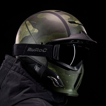 RG1-DX Helmet - Spitfire 19/20